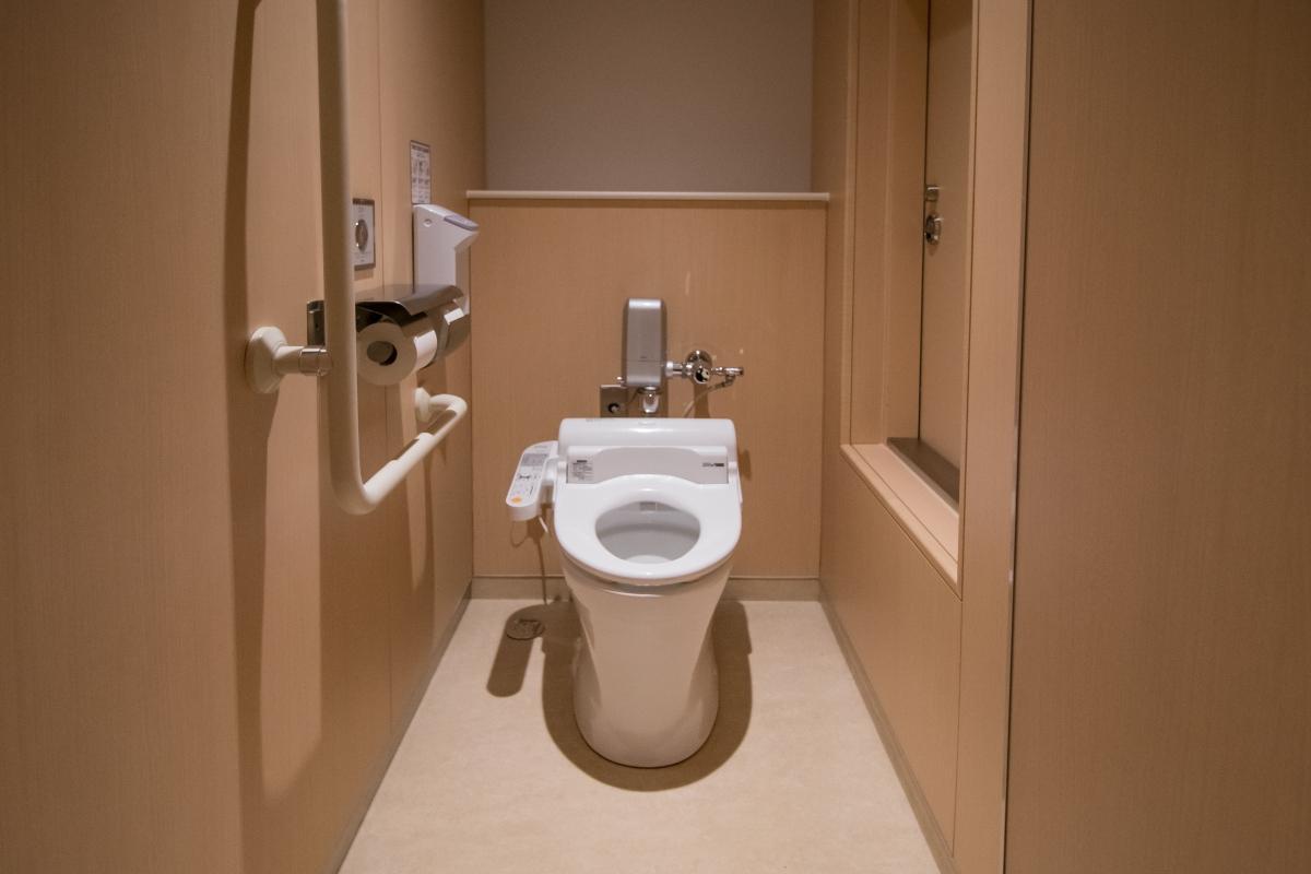 Toaleta po japońsku