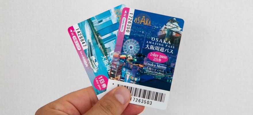 Karta Osaka Amazing Pass